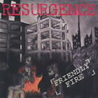 Resurgence : Friendly Fire Rock 1 Disc CD