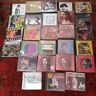 27 FRANK ZAPPER / Mothers of Invention CD's As An Am, Yellow Shark, Freaks