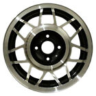 69637 Reconditioned 14X6 Alloy Wheel Rim Red Acrylic Painted with Machined Face
