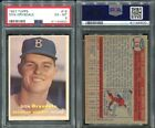 Top 10 Don Drysdale Baseball Cards 24