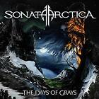 Sonata Arctica - The Days Of Grays - ID23z - CD - New
