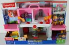 Fisher Price Little People Big Helpers Home New Free Shipping