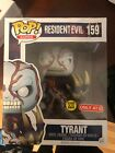 Funko Pop Resident Evil Tyrant- Target Exclusive Glow In The Dark