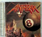 ANTHRAX -Volume 8: The Threat is Real CD -2004 -Thrash/Metal (Inside Out)