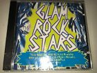 CD - Glam Rock Stars - SEALED! (cracked case)