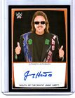 2015 Topps WWE Road to Wrestlemania Trading Cards 14
