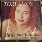 Tori Amos Little Earthquakes Demos & Outtakes Live Cd
