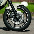 Suzuki Gsx-r600 Gsx-r750 Gsxr 600 750 White Wheel Rim Decals 99-16