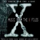 The Truth and the Light: Music from The X-Files- Mark Snow- CD- Duchovny- Horror