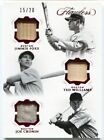 Jimmie Foxx Baseball Cards and Autographed Memorabilia Buying Guide 16