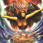 ALTARIA – The Fallen Empire - 2006 - CD - MINT  melodic power metal from Finland