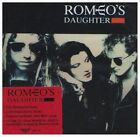 ROMEO'S DAUGHTER SELF-TITLED REMASTERED NEW AND SEALED CD ROCK CANDY
