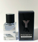 Authentic Y Cologne by Yves Saint Laurent for Men EDT 1.3 oz New In Box