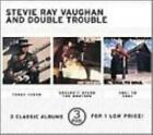 Stevie Ray Vaughan & Double Trouble : Texas Flood - Couldnt Stand The Weather CD