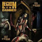 Legion Of The Damned - Feel The Blade / Cul - ID4z - CD - New