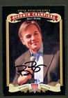 Billy Beane #15 signed autograph auto 2012 Upper Deck Goodwin Champions Card
