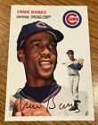 2013 Topps Archives Chicago Cubs Season Giveaway #CUBS-1 Ernie Banks