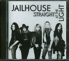 Jailhouse Straight At The Light CD new Indie Hair Metal reissue