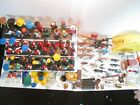 Vintage 100 Pieces Large Lot People Playmobil 53 Figures Animals Tool Nativity