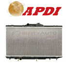 APDI Radiator for 1993 1997 Geo Prizm 16L 18L L4 Engine Cooling System lr