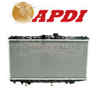 APDI Radiator for 1989 1992 Geo Prizm 16L L4 Engine Cooling System su