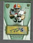 Trent Richardson Cards, Rookie Cards and Autographed Memorabilia Guide 39