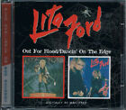 Lita Ford - Out For Blood / Dancin'On The Edge CD BGO Records SEALED!!!