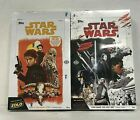 2018 Topps Star Wars The Last Jedi & A Star War Story Factory Sealed Hobby Box