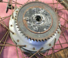1968 Harley Davidson SS 250 rear wheel sprocket brake (see vin)