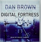 Digital Fortress (CD audiobook) by Dan Brown Book The Fast Free Shipping