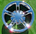 Chrome Factory Chevrolet SSR Wheels OEM Set of 4 New Genuine GM 14P 19 20 inch