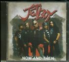 Jetboy Now And Then CD new Indie Hair Metal Glam