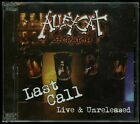Alleycat Scratch Last Call CD new hair glam melodic hard rock