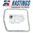 Hastings Auto Transmission Filter Kit for 1990 1993 Geo Storm 16L L4 zz