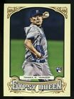 2014 Topps Gypsy Queen Reverse Image Variations Guide 109
