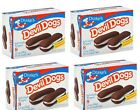 DRAKES CAKES Boxs - 4 box lot of Devil Dogs