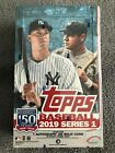2019 Topps Baseball Series 1 Hobby Box - Factory Sealed - Autograph or Relic