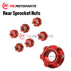 SPOKE6 M10 Rear Sprocket Nuts For Kawasaki GPZ750 Turbo All Years GPZ750R