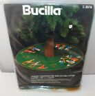 BUCILLA Jeweled Christmas Tree Skirt NATIVITY New Sealed Kit 3576