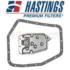 Hastings Auto Transmission Filter for 1993 Geo Prizm 18L L4 Automatic bk