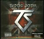 Twisted Sister Live At The Astoria CD + DVD new