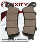 Front Ceramic Brake Pads 2001-2007 Honda NSS250A Reflex ABS Set Full Kit  ub