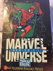 FACTORY SEALED 1992 Skybox Impel Marvel Universe Series 3 Box