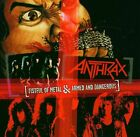 ID3z - Anthrax - Fistful Of Metal  A - CD - New