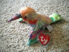 TY Beanie Baby, *NECTAR*, HUMMINGBIRD, with original tag, very good condition