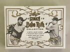2019 Leaf Metal BABE RUTH Collection Unopened Sealed Hobby Box Auction #1