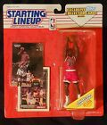 MICHAEL JORDAN 1993 STARTING LINEUP ACTION FIGURE WITH CARDS