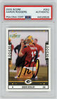 Aaron Rodgers Rookie Cards Checklist and Autographed Memorabilia 60