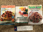 Weight Watchers Complete Food Companion Point Bookmark Turnaround Cookbook Quick