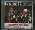 Pretty Maids Heavy Metal Demo 83 CD new